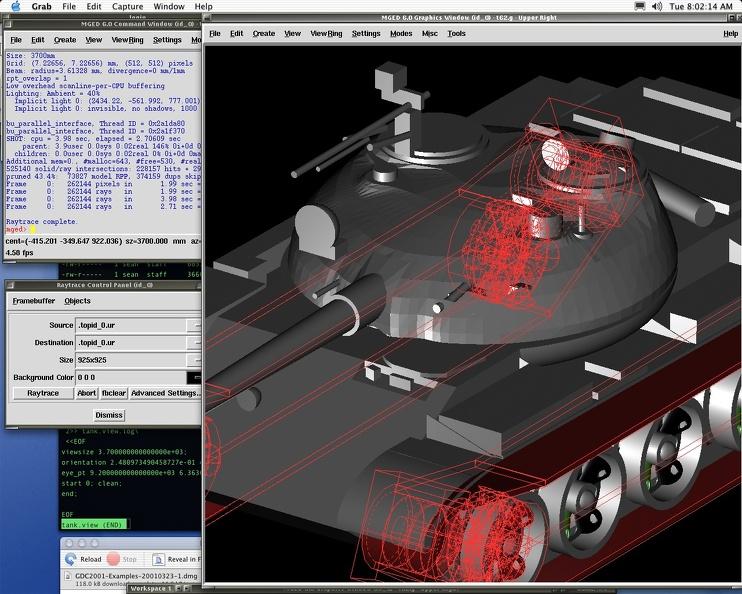 BRL-CAD 7.26.0.2 Programa CAD Download Grátis