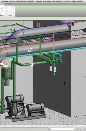curso de revit hidro e elétrico