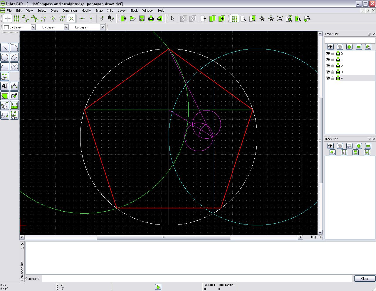 LibreCAD: Software CAD 2D gratuito de qualidade profissional!