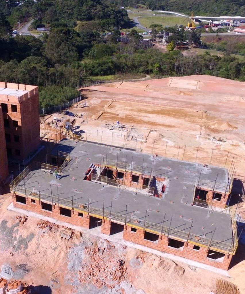 Gerencia de Obras Img Prédio em Construção