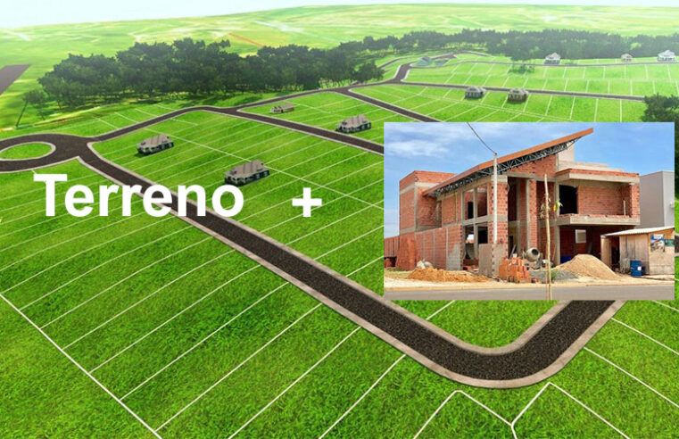 Financiamento Terreno e Construção | Construa a Casa dos Seus Sonhos