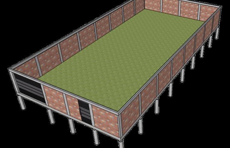 Quanto custa construir um muro? Como fazer o orçamento?